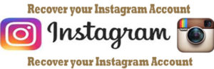 Recover Instagram Account – How to Recover Your Instagram Account