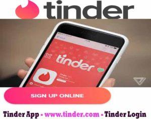 Tinder – Tinder App – www.tinder.com – Tinder Login