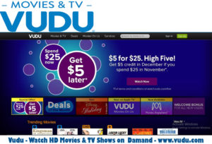 Vudu – Watch HD Movies & TV Shows on Demand – www.vudu.com