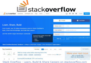Stack Overflow – Learn, Build & Share Careers on stackoverflow.com