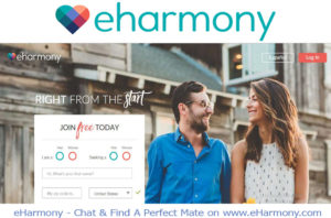 eHarmony – Chat & Find A Perfect Mate on www.eHarmony.com