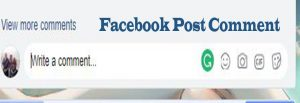 Facebook Post Comment – How to Comment on a Post on Facebook