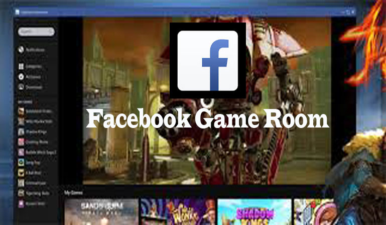 Facebook Game Room
