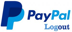 PayPal Logout