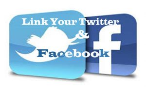 How to Link your Twitter Account to Facebook