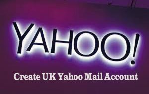 Create UK Yahoo Mail Account