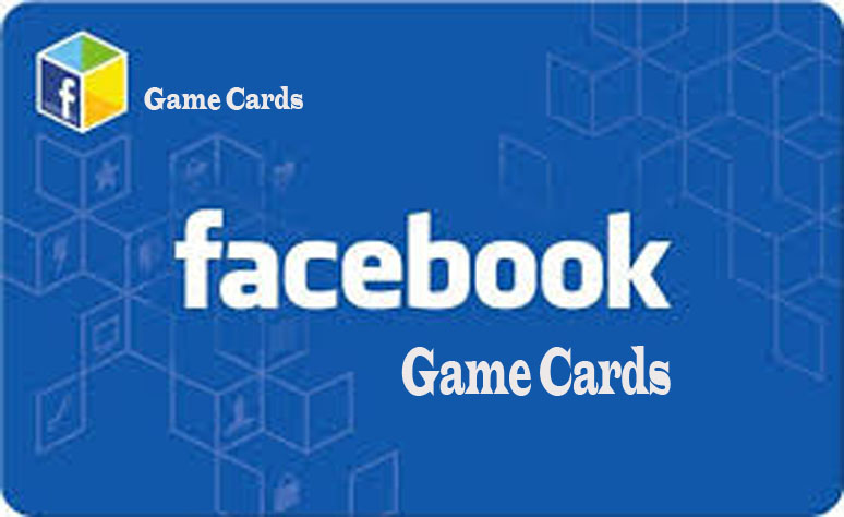 How to Redeem your Facebook Game Cards