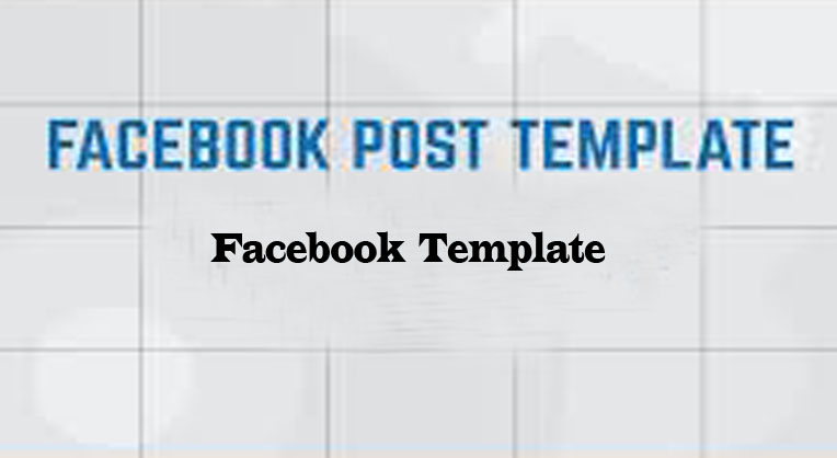 How to Design a Facebook Post Template