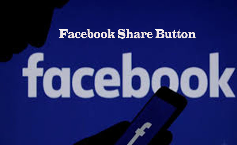How to Add a Facebook Share Button to your Website