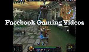 Facebook Gaming Videos