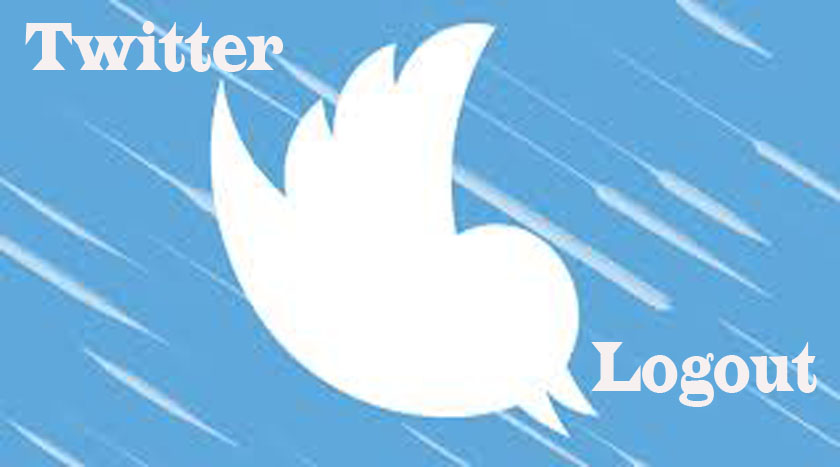 Twitter Logout - Twitter Sign Out | Log out on Twitter Account