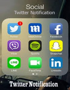 Twitter Notification - How to Change your Twitter Notification