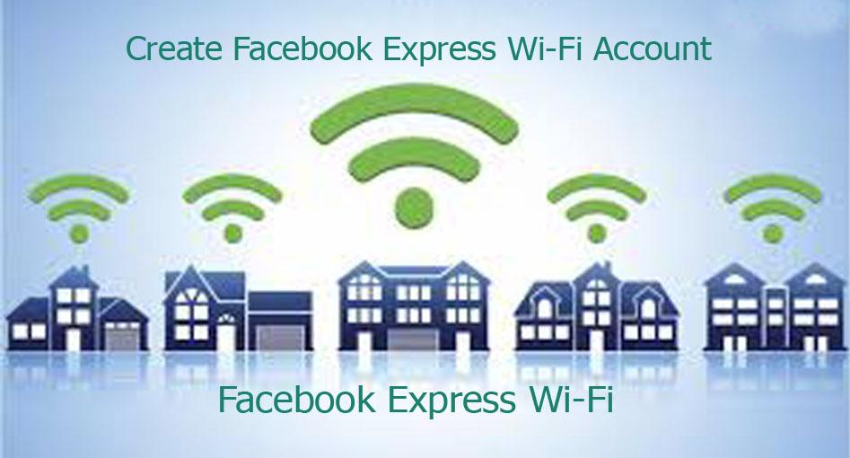 Create Facebook Express Wi-Fi Account