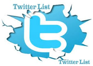 Twitter List - How to Create a Twitter List - Create Twitter List