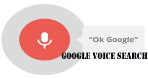 Google Voice Search - Accessing and Using Google Voice Search