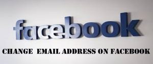 Change  Email Address on Facebook - How to Change Email Address
