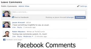 Facebook Comments - How to Comment on Facebook