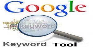 Google Keyword Tool - Access and Use the Google Keyword Tool