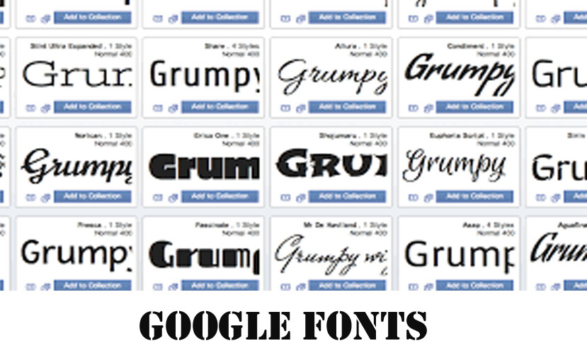 Google Fonts - How to Use Google Fonts