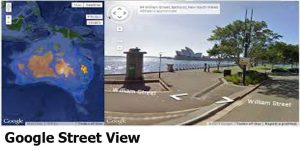 Google Street View - Features and Application