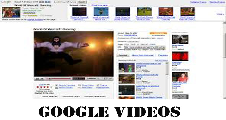 Google Videos - How to Download and View Files Downloaded