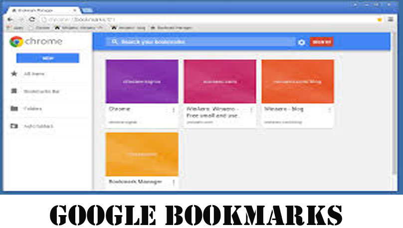 Google Bookmarks - How to Use Google Bookmarks