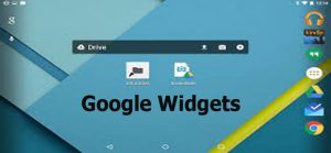 Google Widgets - How to Install Google Widgets on Your Home Screen