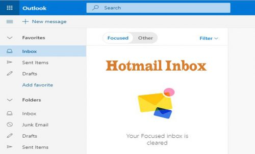 Hotmail Inbox - How to manage your Hotmail Inbox