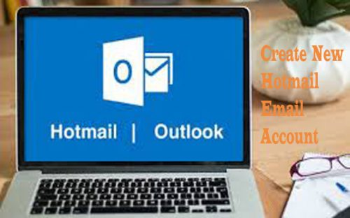 New Email Account Hotmail