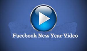 Facebook New Year Video