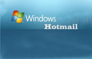 Windows Hotmail
