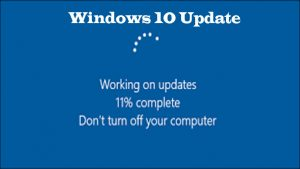 Windows 10 Update - How to Install Windows 10 Update