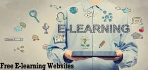 Free E-learning Websites - Top E-Learning Websites