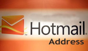 Hotmail Address - How to Create a Hotmail Address