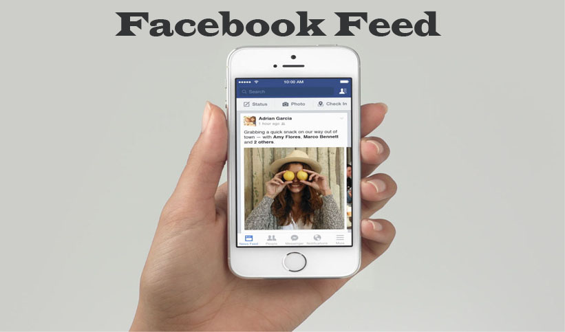 Facebook Feed - Access Your Recent Facebook Feed