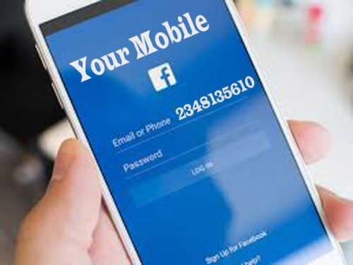 How to Hide your Mobile Number on Facebook