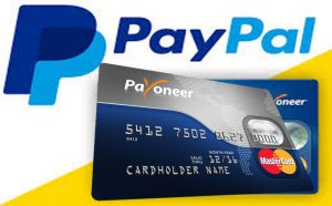 Add Payoneer Card to PayPal - Payoneer Card