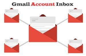 Gmail Account Inbox