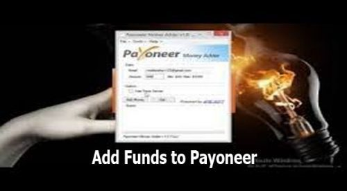 Add Funds to Payoneer - Payoneer Account