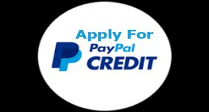 Apply For PayPal Credit - How to Apply