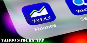 Yahoo Stocks App - Yahoo Stocks