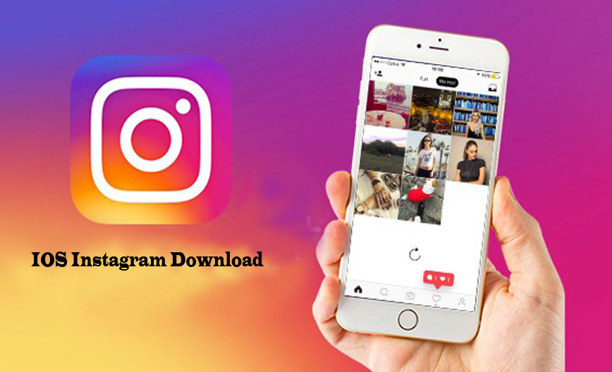 IOS Instagram Download