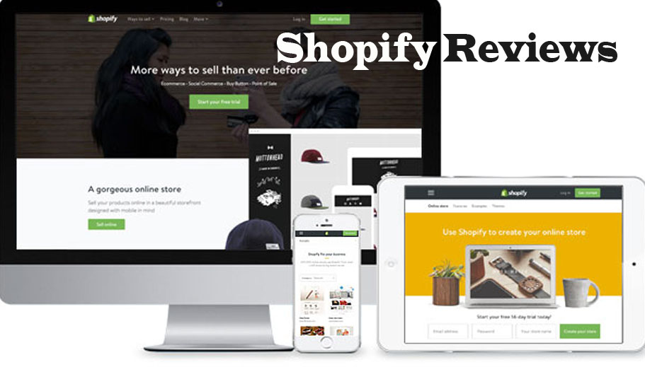 Shopify Reviews - How to Set up Your Shopify Store