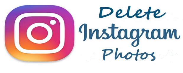 Delete Instagram Photos - Instagram Account
