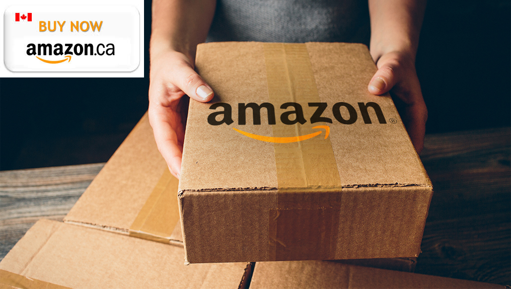 Amazon Canada - Create Canada Amazon Account