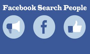 Facebook Search People