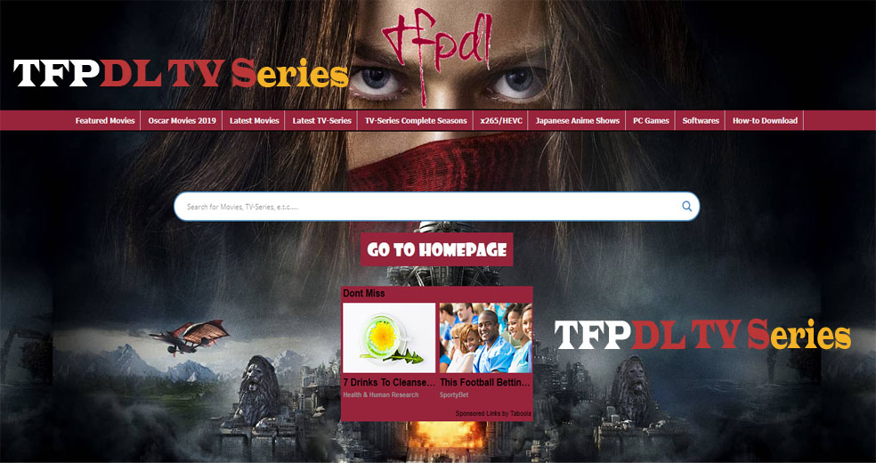 TFPDL TV Series - Download TV Series on tfpdl.is