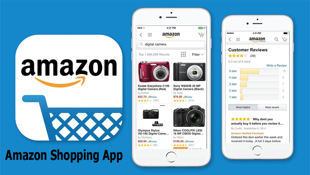 Amazon Shopping App - How to Download
