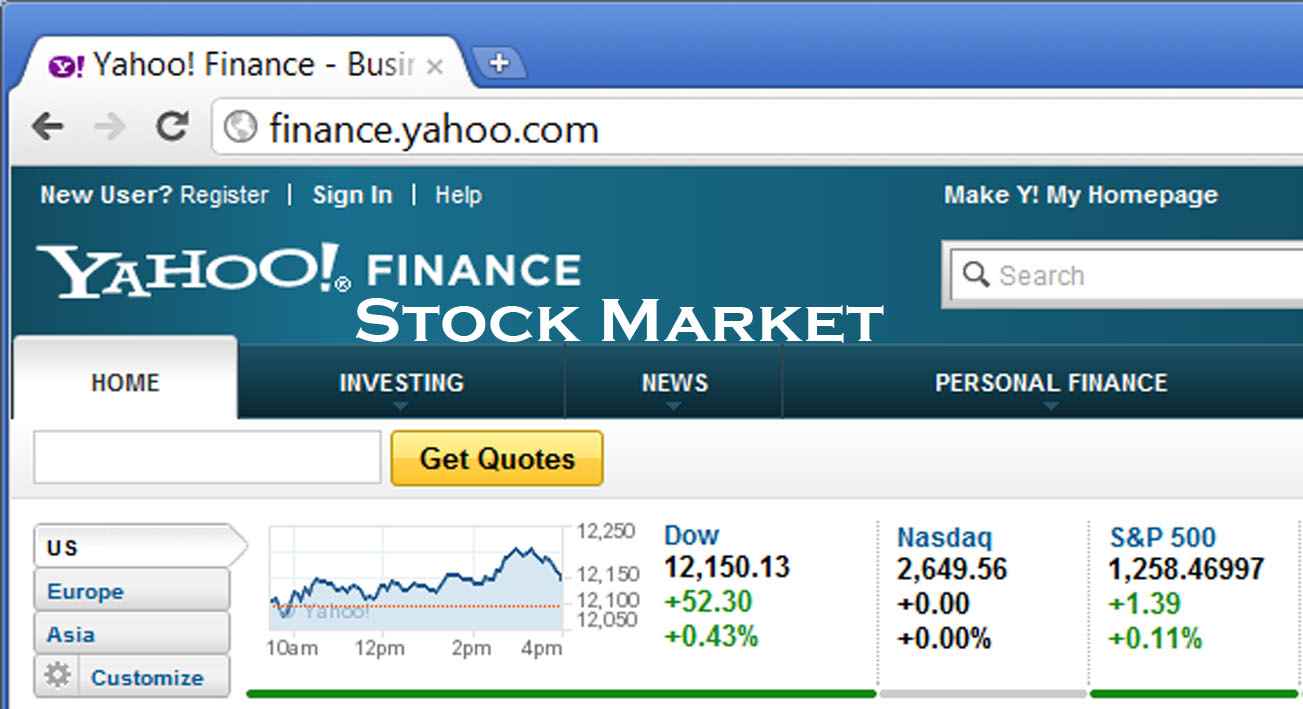 Yahoo Finance Stock Market - Yahoo Finance