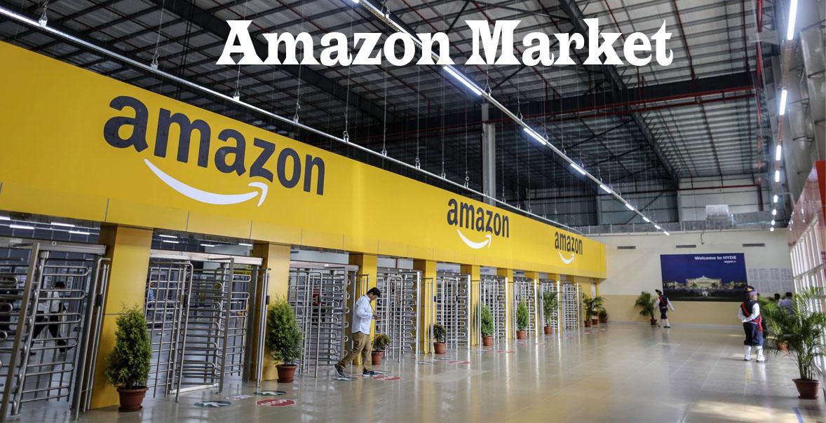 Amazon Market - Create an Amazon Market Account